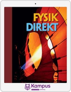 Fysik Direkt Digital (lärarlicens)