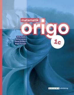 Matematik Origo 1c upplaga 3