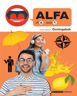 Alfa sfi A spår 1 Övningsbok