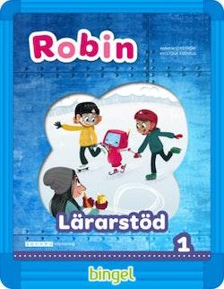 Robin åk 1 Lärarstöd Digital