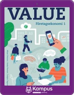 Value Företagsekonomi 1 (elevlicens)