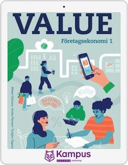 Value Företagsekonomi 1 (lärarlicens)