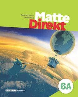 Matte Direkt 6A Onlinebok