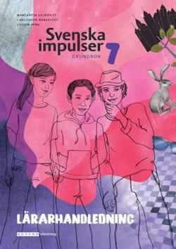 Svenska impulser 7 Lärarhandledning (pdf)