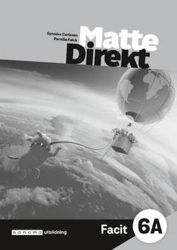 Matte Direkt 6A Facit (5-pack)