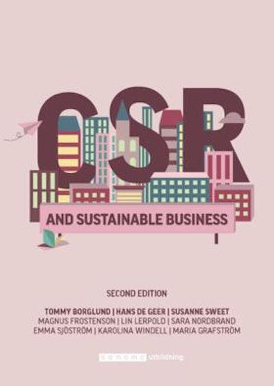 CSR and sustainable business, upplaga 2