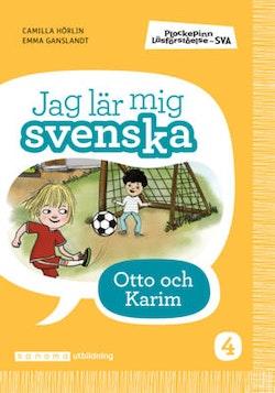 Plockepinn - Jag lär mig svenska Otto och Karim