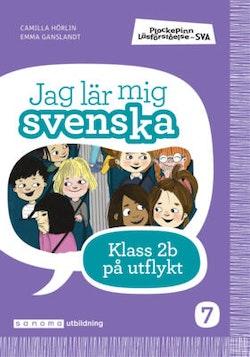Plockepinn - Jag lär mig svenska Klass 2b på utflykt