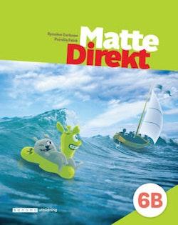 Matte Direkt 6B onlinebok