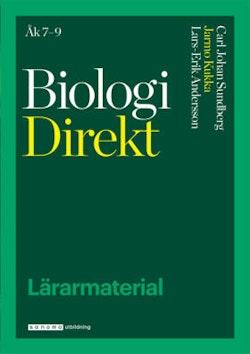 Biologi Direkt Lärarmaterial (pdf-filer)