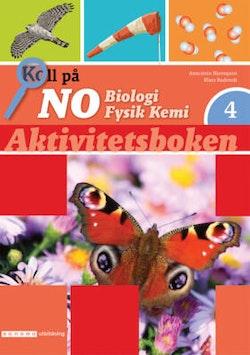 Koll på NO 4 Aktivitetsbok, upplaga 2