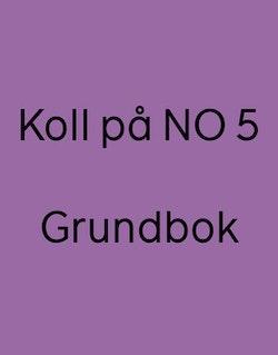 Koll på NO 5 Grundbok, upplaga 2