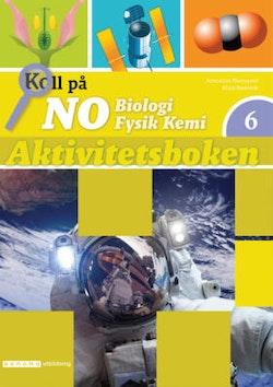 Koll på NO 6 Aktivitetsbok, upplaga 2