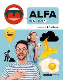 Alfa sfi A spår 1 Läsebok onlinebok, upplaga 2