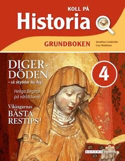 Koll på Historia 4 onlinebok upplaga 3