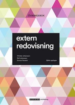 Extern redovisning : övningsbok