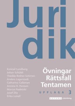 Juridik - civilrätt, straffrätt, processrätt Övn. upplaga 6