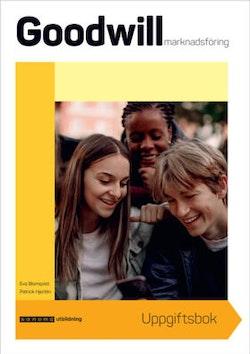 Goodwill Marknadsföring Uppgiftsbok Onlinebok