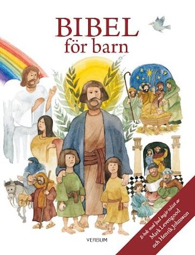 Bibel för barn, bok och e-bok med uppläsning