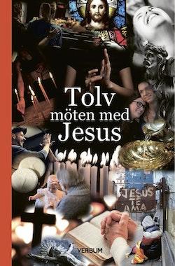 Tolv möten med Jesus : antologi inför präst- och diakonmöte i Växsjö stift 2018