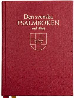 Den svenska psalmboken med tillägg (bänkpsalmbok)