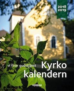 Kyrkokalendern 2018-2019. Vi firar gudstjänst