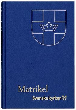Matrikel för Svenska kyrkan 2020