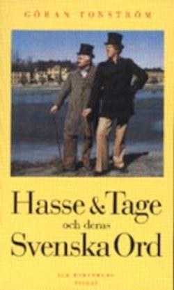 Hasse och Tage och deras Svenska Ord (pocket)