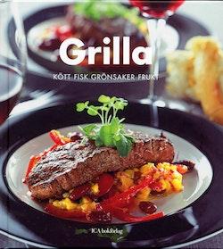Grilla : Kött fisk grönsaker frukt