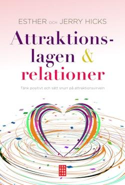 Attraktionslagen & relationer : tänkt positivt och sätt snurr på attraktionsvirveln