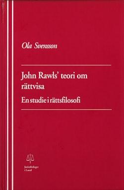 John Rawls' teori om rättvisa