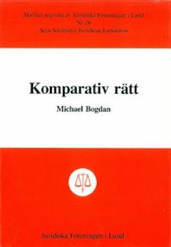 Komparativ rätt