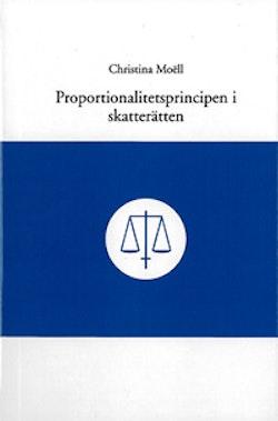 Proportionalitetsprincipen i skatterätten