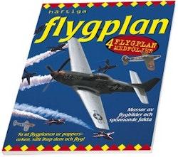 Häftiga flygplan