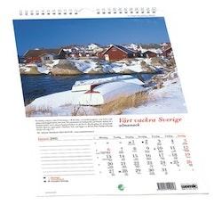 Vårt vackra Sverige almanack 2003