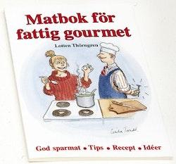 Matbok för fattig gourmet