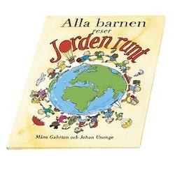 Alla barnen reser jorden runt