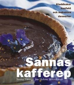 Sannas kafferep : kladdkakor, konfekt och makalösa desserter
