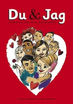 Du & jag : en rolig fyll-i-bok för dig och din partner