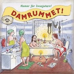 Damrummet : humor för livsnjutare