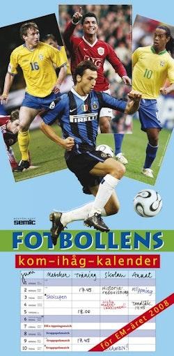 Fotbollens kom-ihåg-kalender 2008