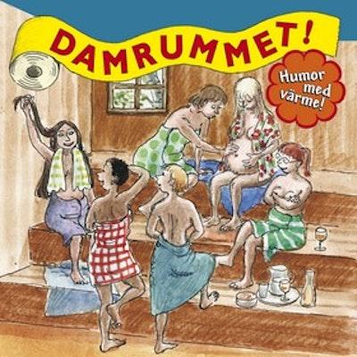 Damrummet : Humor med värme!