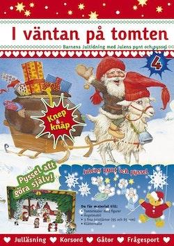 I väntan på tomten : barnens jultidning med julens pynt och pyssel