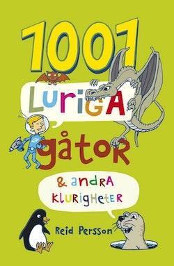 1001 luriga gåtor & andra klurigheter
