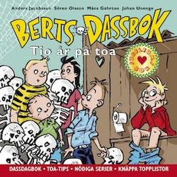 Berts dassbok : tio år på toa