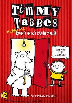 Timmy Tabbes klantiga detektivbyrå. Ingen är perfekt