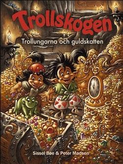 Trollskogen – Trollungarna och guldskatten