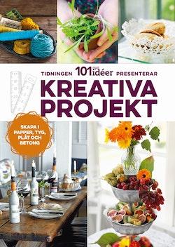 Kreativa projekt : skapa i papper, tyg, plåt och betong