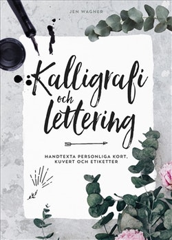 Kalligrafi och lettering – handtexta personliga kort, kuvert och etiketter