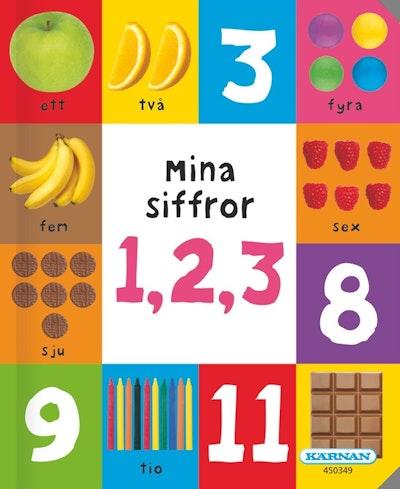 Mina siffror 1 2 3